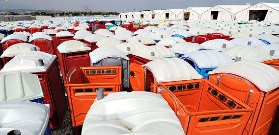 Champion Portable Toilets in Castlewood,  CO